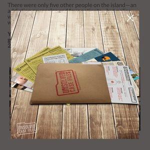 Unsolved case files - Jane doe